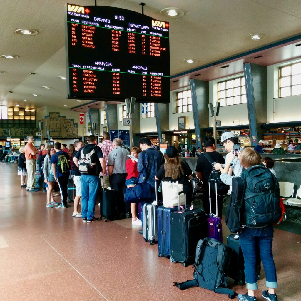 Gare De Montréal