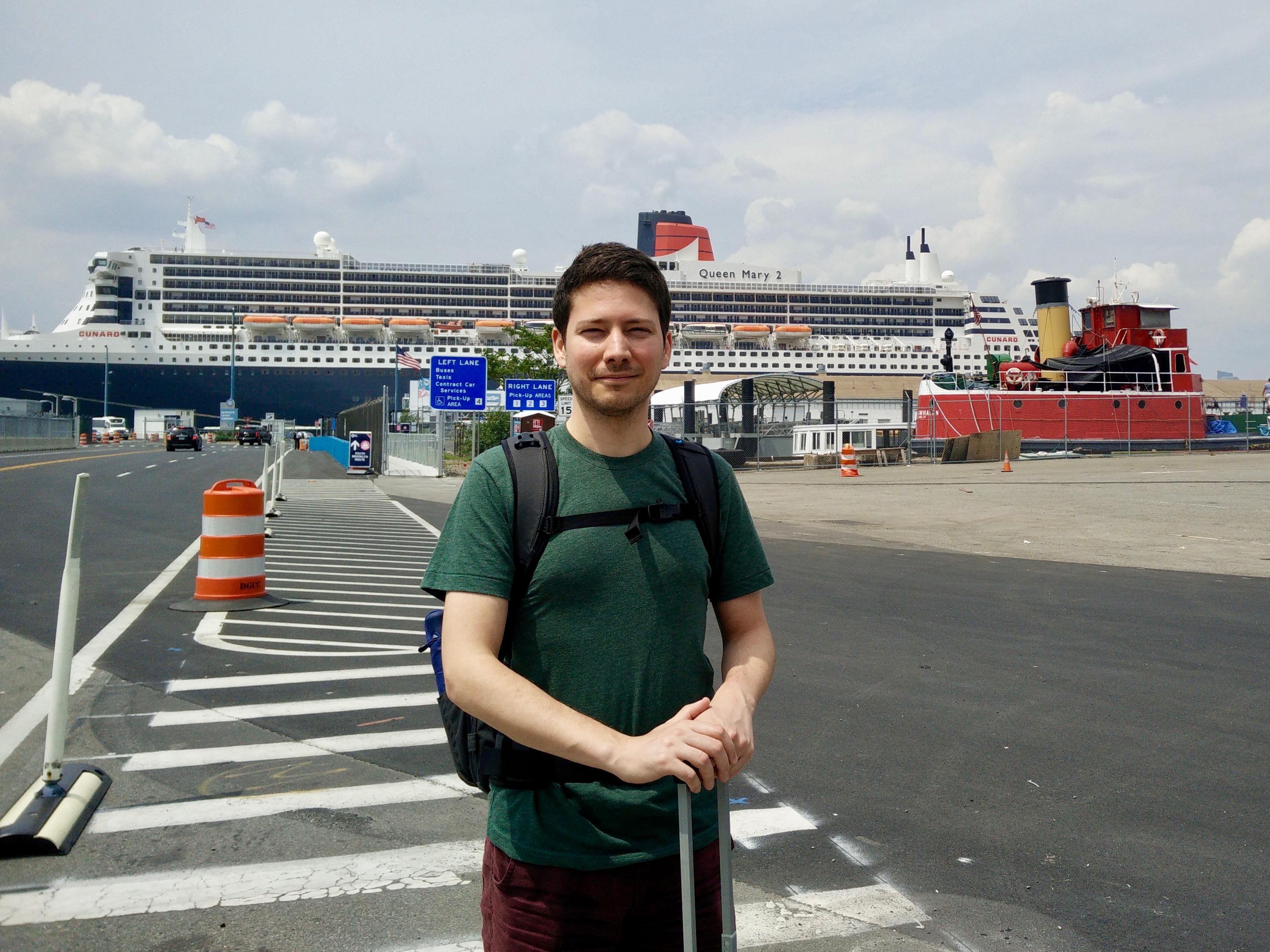 Crossing The Atlantic