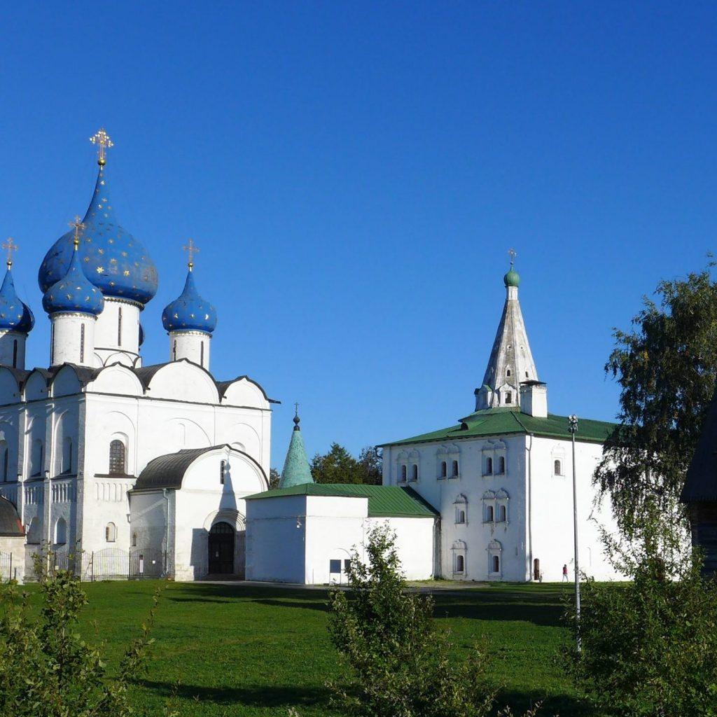 Cathédrale De La Nativité (Kremlin De Souzdal)