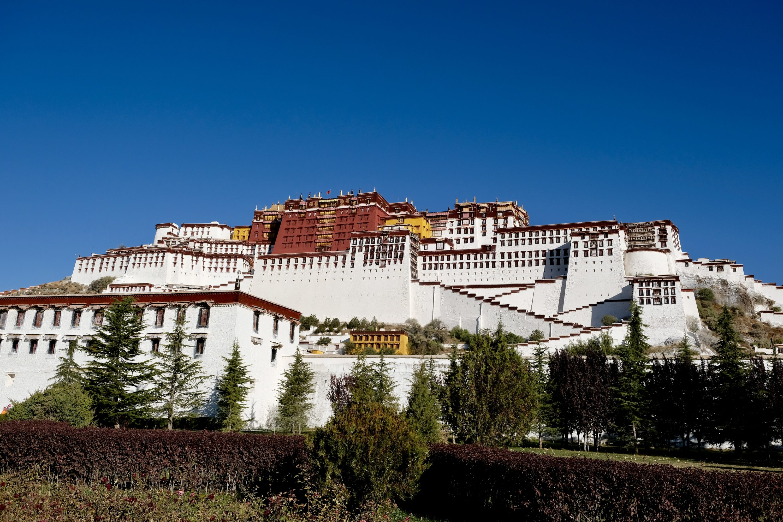 8 Jours Au Tibet