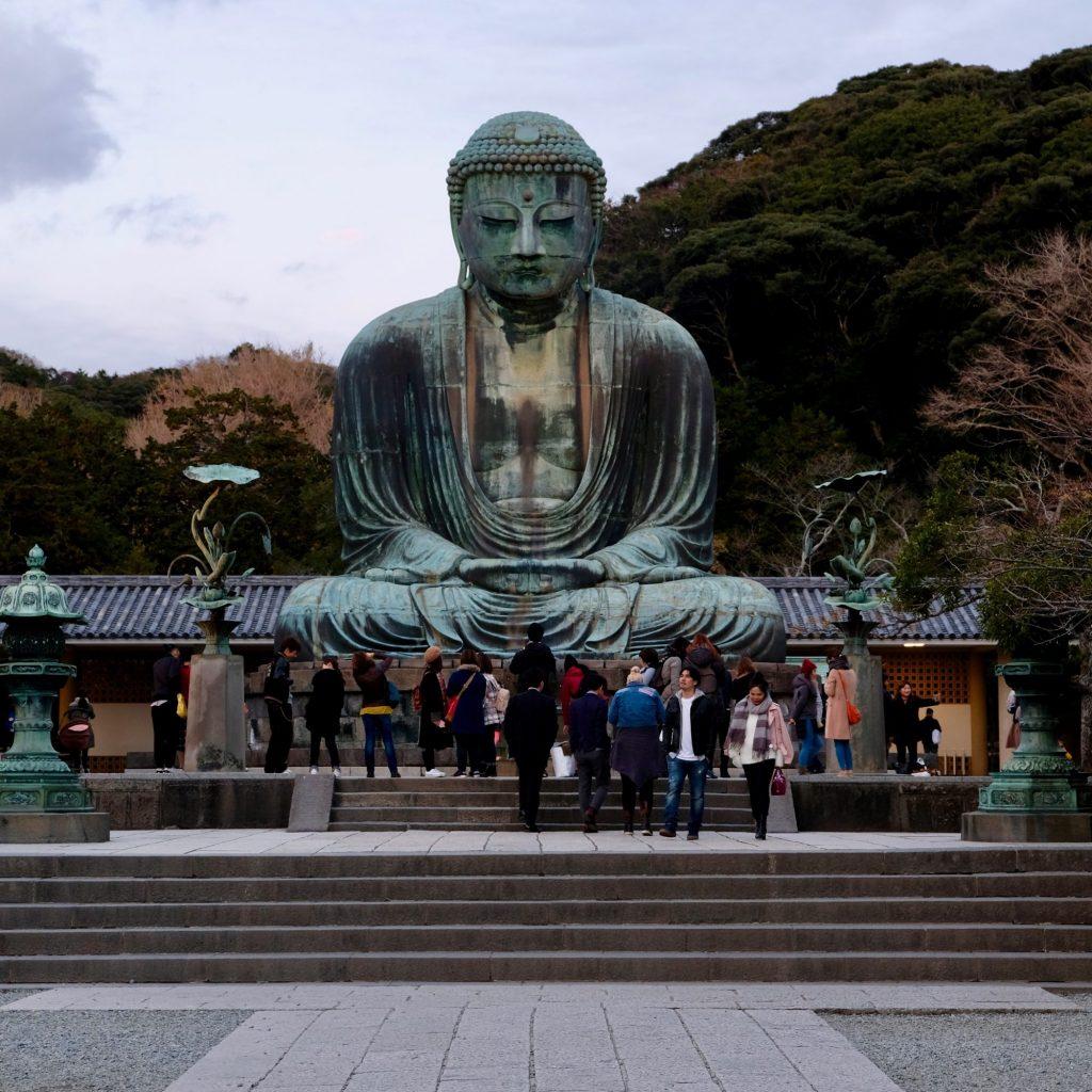Grand Bouddha – Temple Kōtoku-in