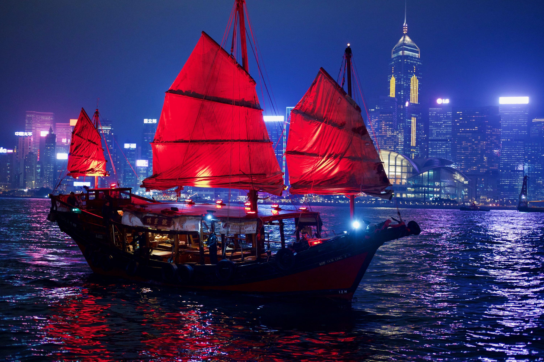 Àla Découverte De Hong Kong