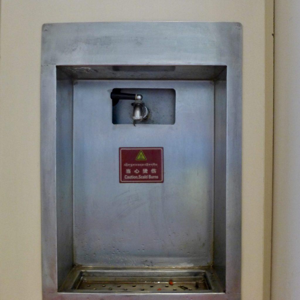 Distributeur D'eau Chaude