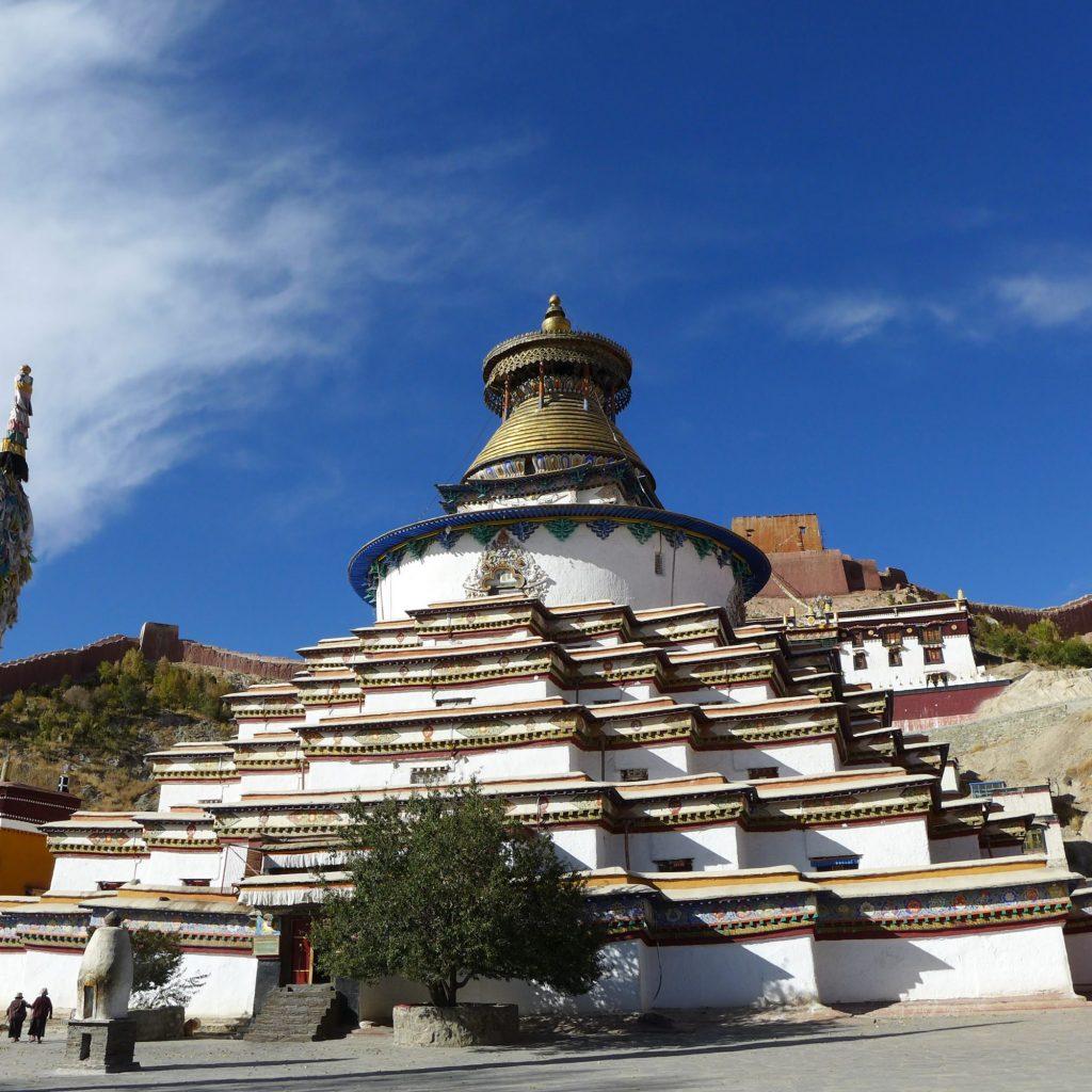 Stupa Kumbum