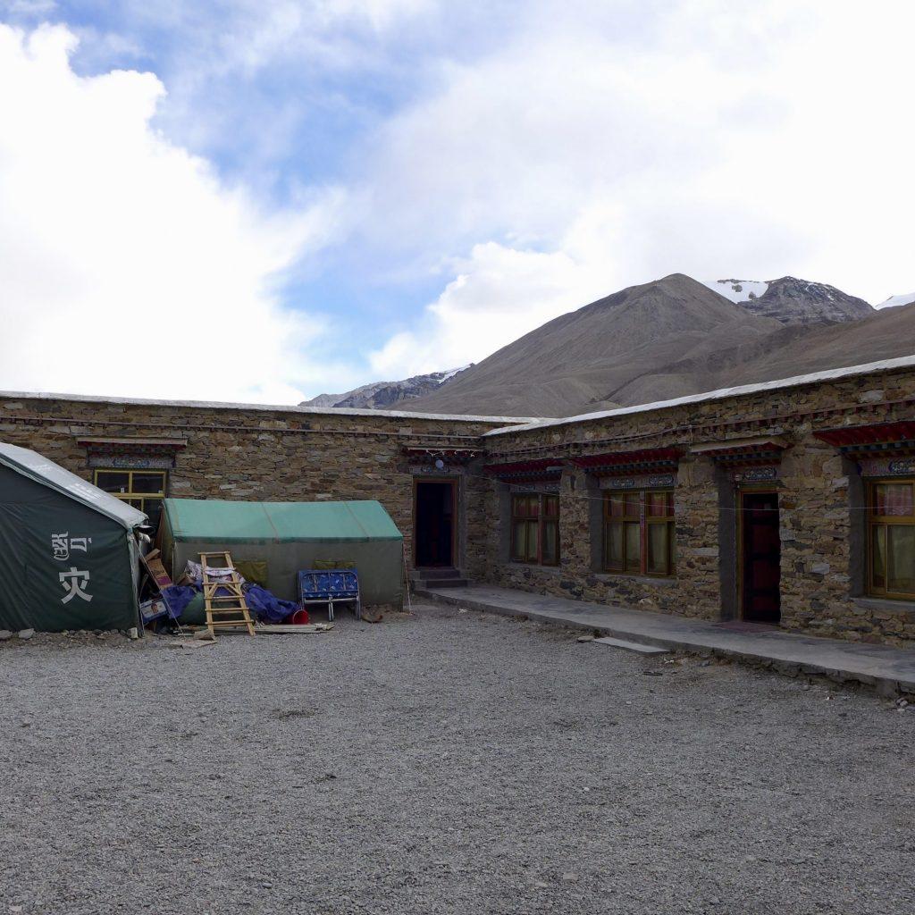 Maison D'hôte Du Monastère De Rongbuk