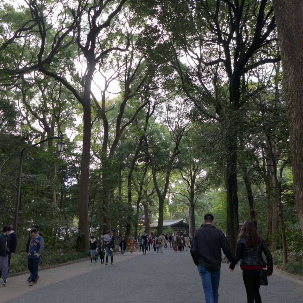 Parc Yoyogi