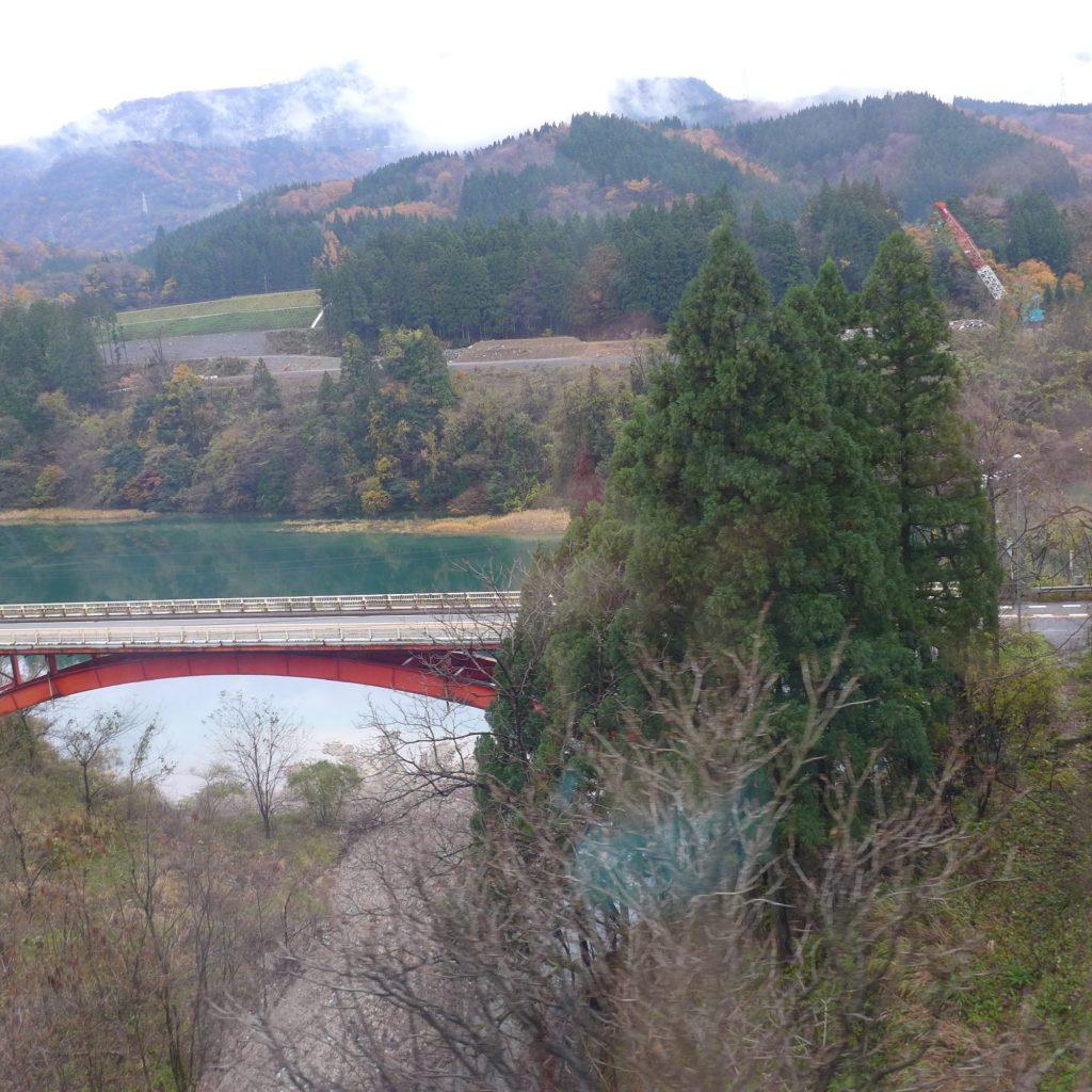 Vue De L'Hida Wide View Vers Takayama