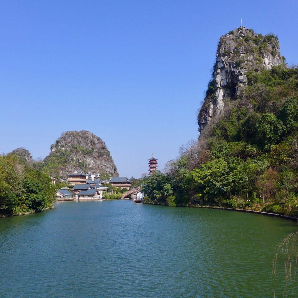 Lac Mulong, Guilin