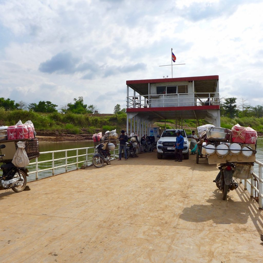 La Traversée Du Mékong