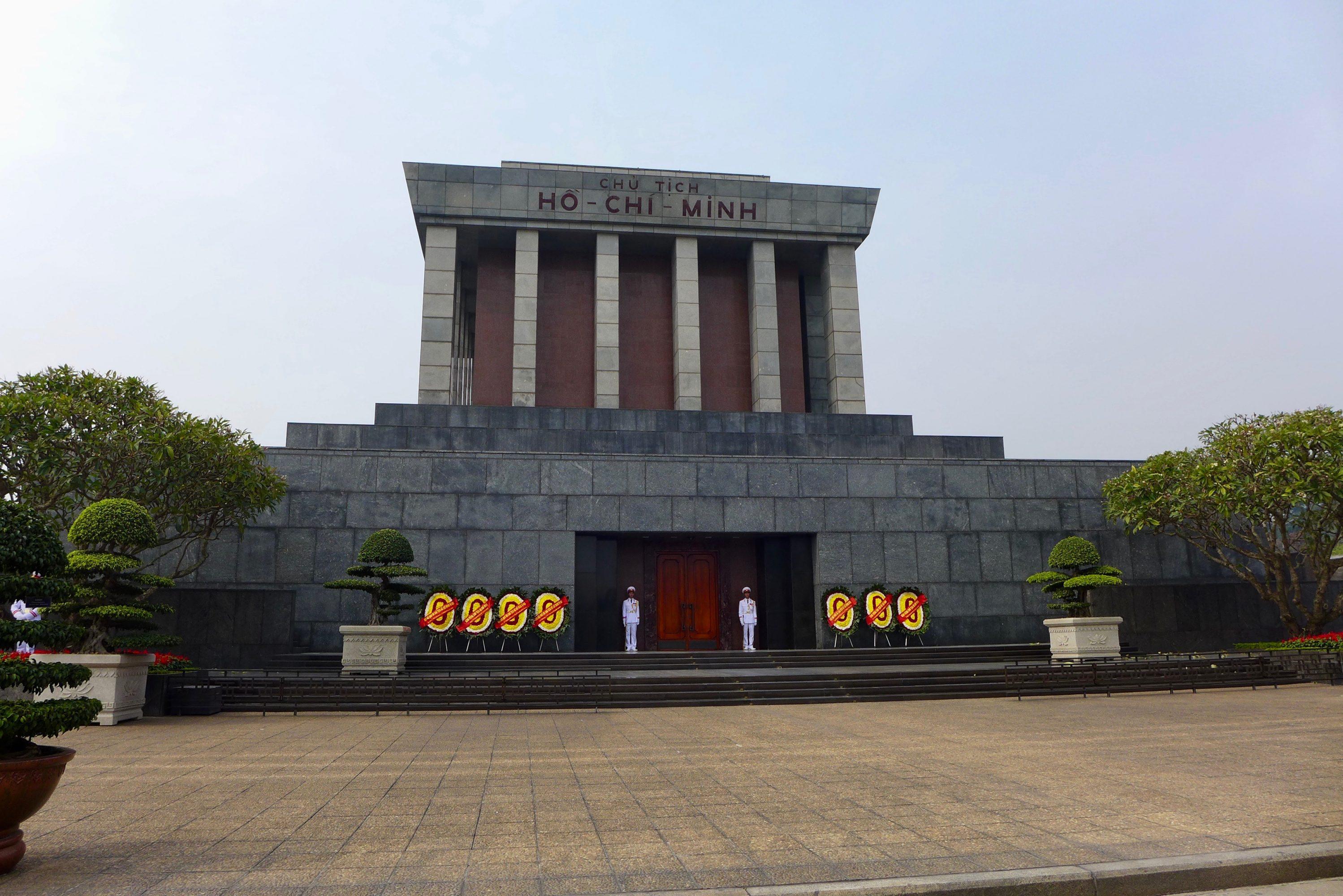 Hanoï, Première étape Au Vietnam