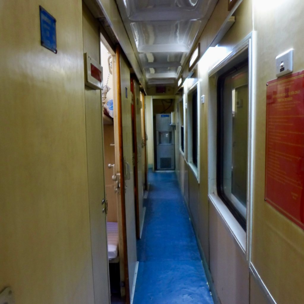 Train SE01 (Hanoï - Hué)