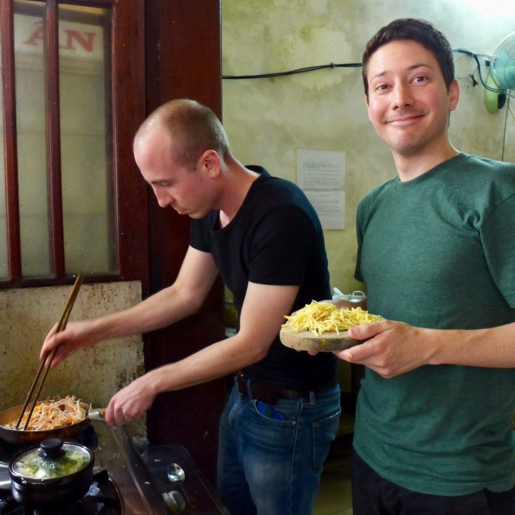 Cours De Cuisine à Hoi An