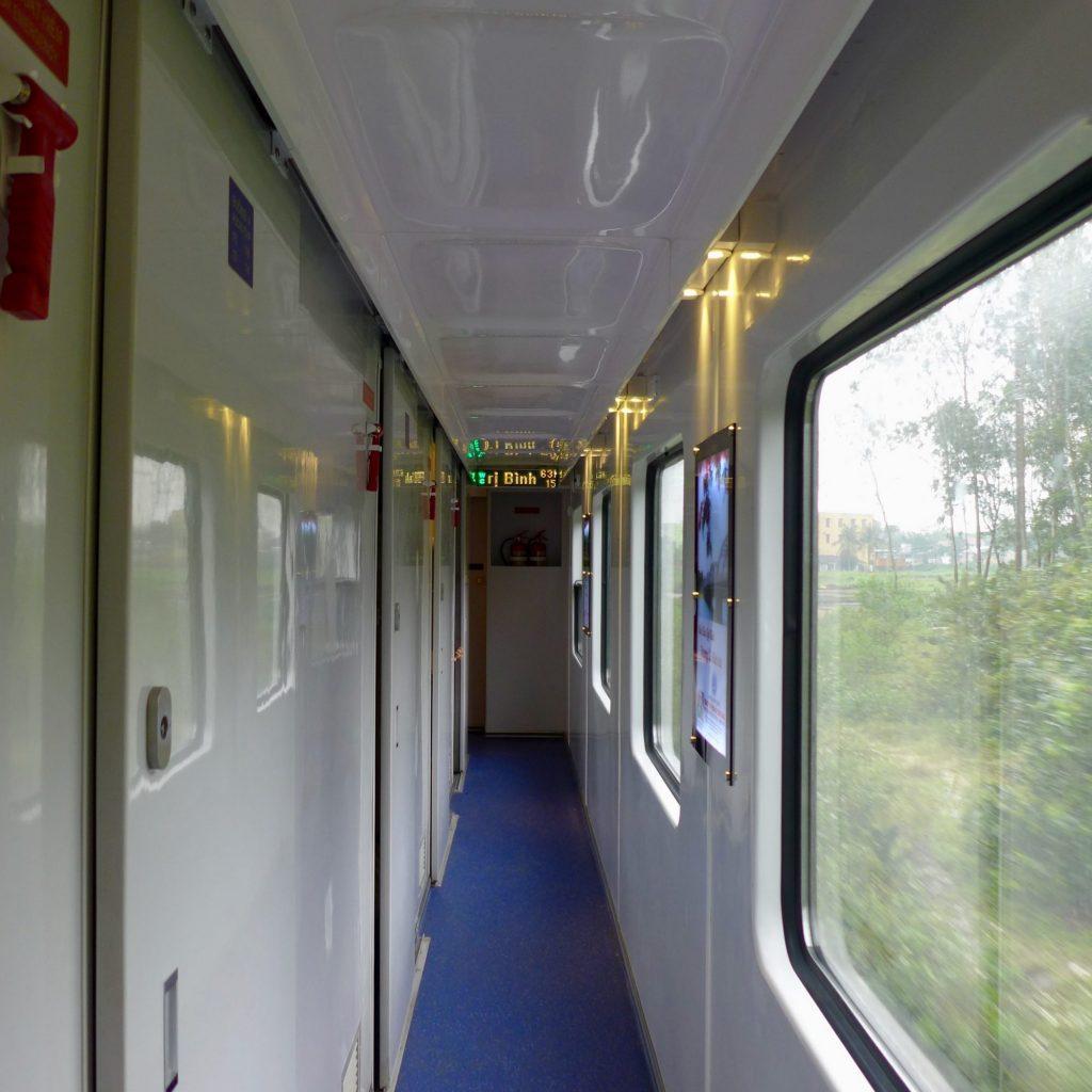 Train SE03 (Da Nang - Saïgon)
