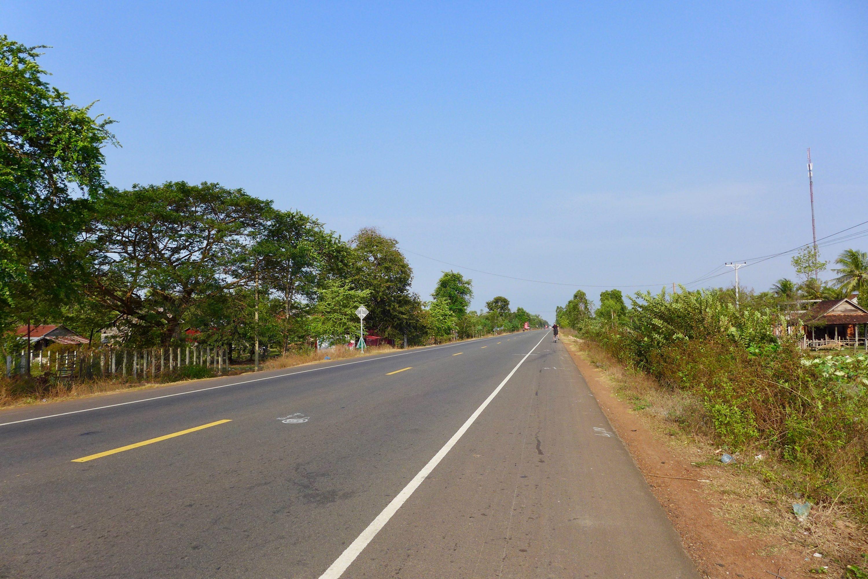 Notre Route Vers Siem Reap