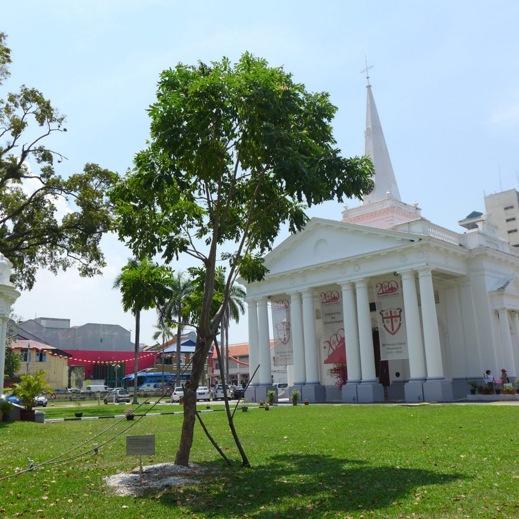 Église St George - George Town