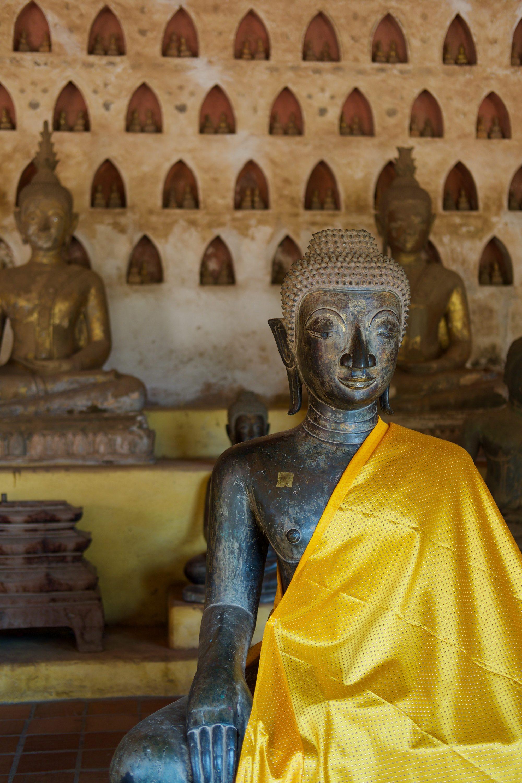Notre Paisible Séjour Au Laos