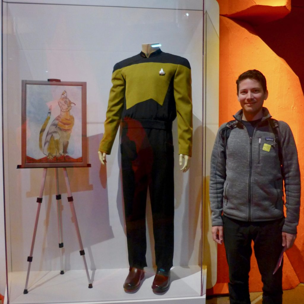 MoPOP - Exposition Star Trek