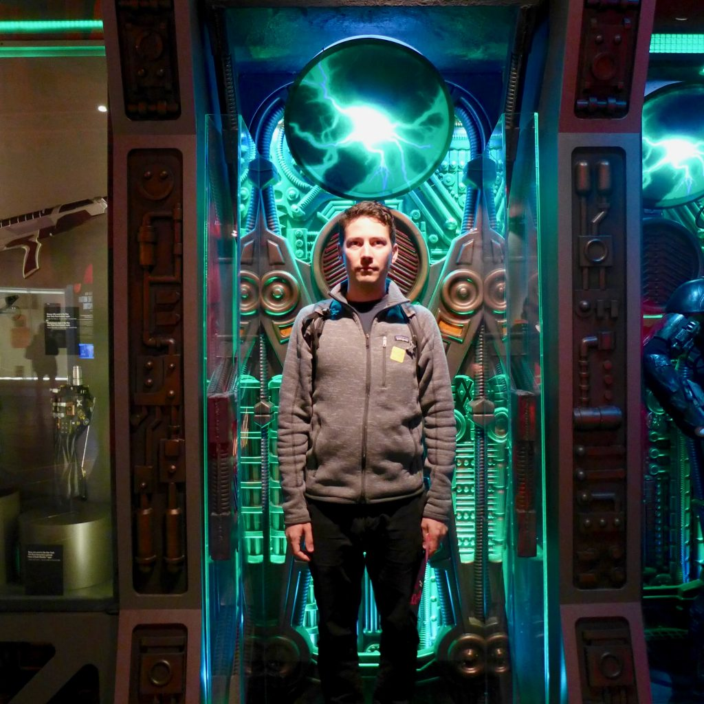 MoPOP - Exposition Star Trek (Alcôve Borg)