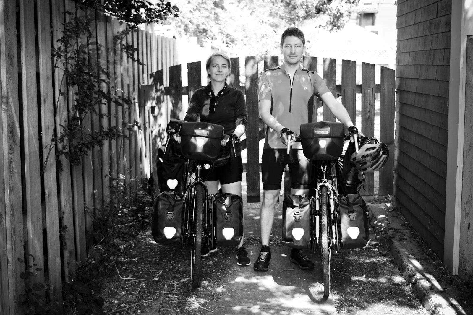 Préparatifs De Notre Traversée Cycliste (et Liste D'équipements)