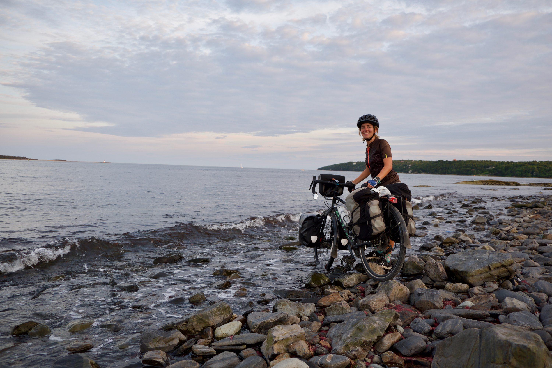 D'un Océan à L'autre: Notre Arrivée à Halifax